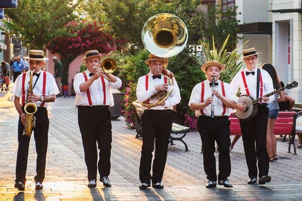 Roaring Emily Band