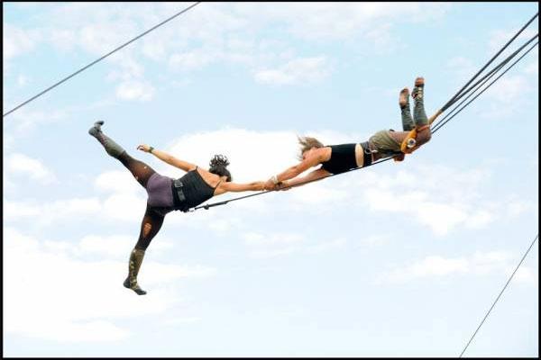 Les Flying Poulettes
