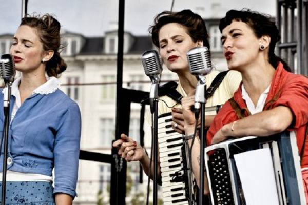 Bluenette Sisters